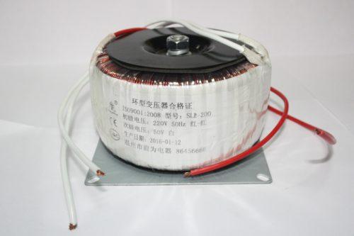 Фото 1 - Трансформатор понижающий 220/50.
