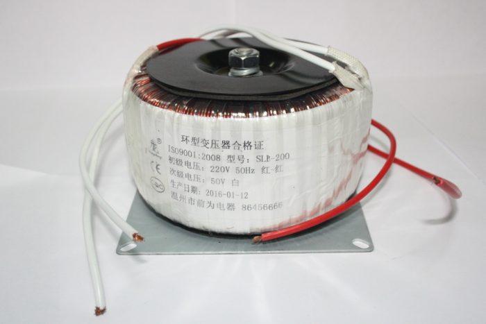 Фото 2 - Трансформатор понижающий 220/50.