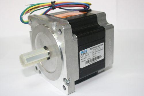 Фото 10 - Шаговый двигатель MIGE F86-H80 4.5Нм.