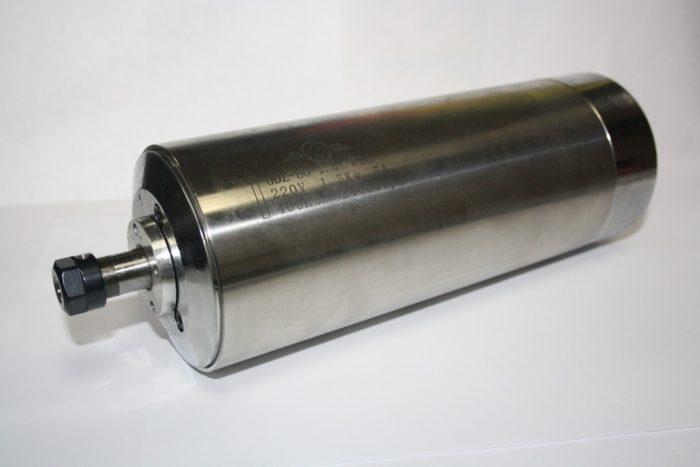 Фото 1 - Шпиндель GDZ 80-1.5 с водяным охлаждением 1.5 кВт.