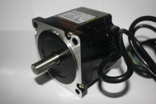 Фото 8 - Шаговый двигатель 86BYG250B 4,5Нм.