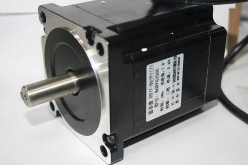 Фото 5 - Шаговый двигатель 86BYG250C 6Нм.