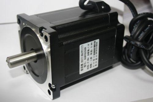 Фото 5 - Шаговый двигатель 86BYG250D 8,5Нм.