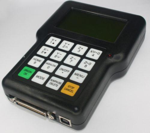 Фото 8 - DSP контроллер на 3 оси SQNC-0501HDDC.