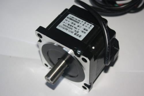 Фото 3 - Шаговый двигатель 86BYG250A 2.5Нм.