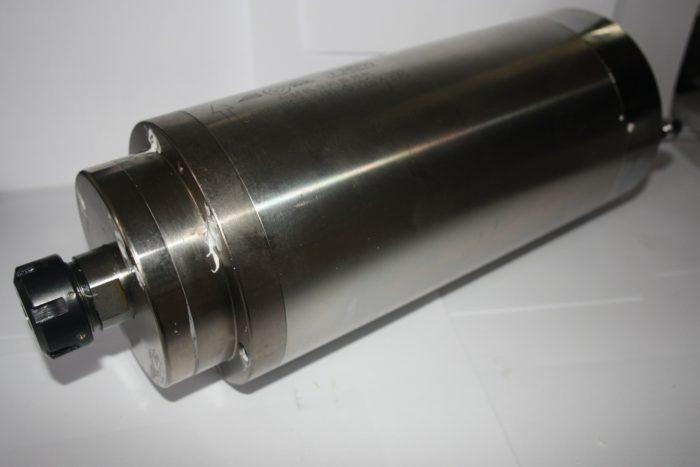 Фото 1 - Шпиндель GDZ 125-5.5  с водяным охлаждением 5.5 кВт (380v).