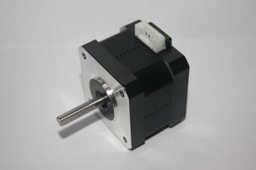 Фото 1 - Шаговый двигатель 42BYG34-401A 0.28Нм.