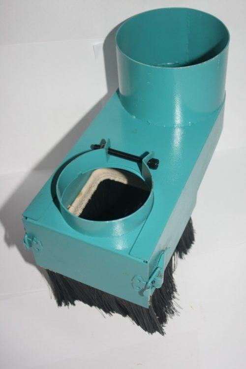 Фото 3 - Щетка-переходник для шпинделя под вытяжку (65мм).