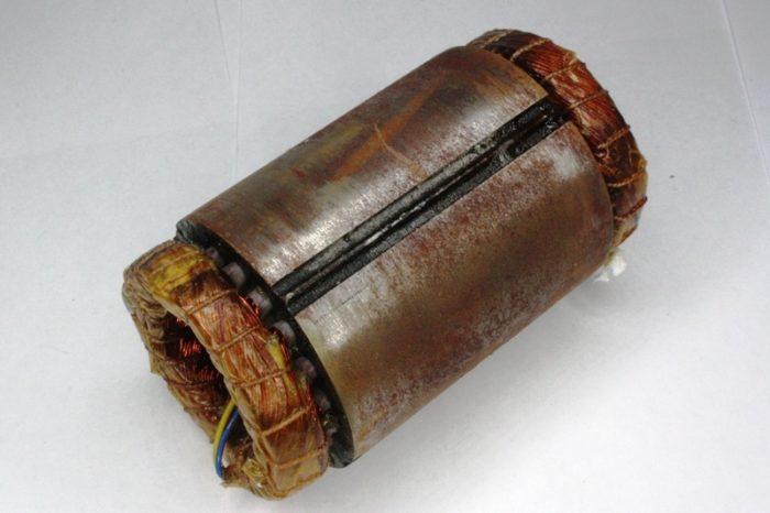 Фото 2 - Статор к шпинделю 3 кВт.