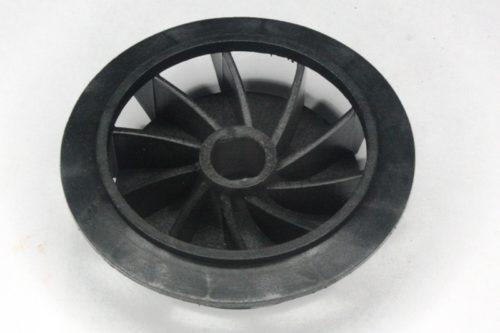 Фото 5 - Крыльчатка к шпинделю с воздушным охлаждением.