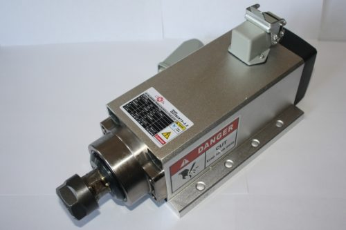 Фото 9 - Шпиндель GDZ 80X73-2.2 с воздушный охлаждением 2.2 кВт ER20.