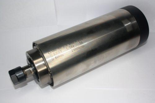 Фото 10 - Шпиндель AGL GDZ 80-1.5-213 с воздушный охлаждением 1.5 кВт ER16.
