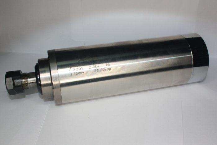 Фото 2 - Шпиндель GDZ-80-238-2.2B с водяным охлаждением 2.2 кВт.