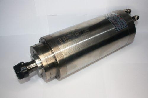 Фото 8 - Шпиндель GDZ-100-3.2-247 с водяным охлаждением 3.2 кВт.