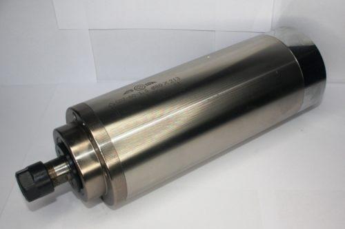Фото 7 - Шпиндель GDZ 80-1.5 с водяным охлаждением 1.5 кВт ER16 5А.