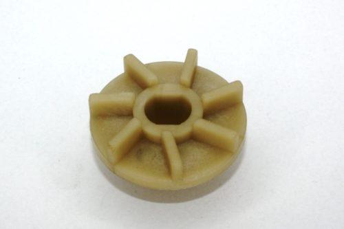 Фото 7 - Крыльчатка к шпинделю с воздушным охлаждением (33 мм).