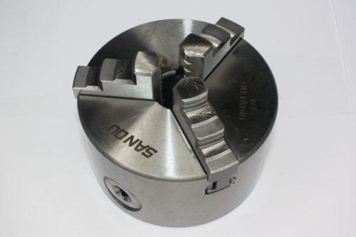 Фото 4 - Патрон токарный К11-100 3-х кулачковый.
