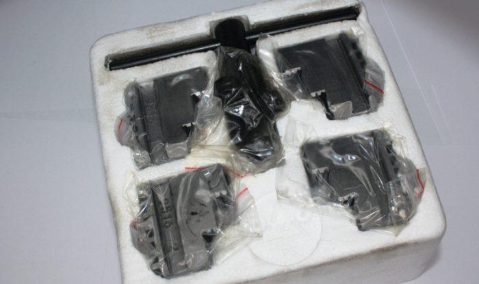 Фото 2 - Патрон токарный К12-100 4-х кулачковый.