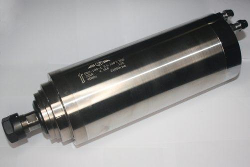 Фото 8 - Шпиндель GDZ-100-4,5 с водяным охлаждением 4,5 кВт.