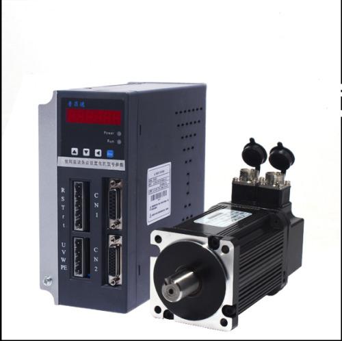 Фото 7 - Комплект сервомотор ACSM080-G0330LZ 1000W, серводрайвер H3N-DD.