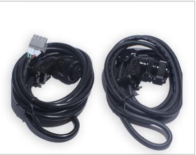 Фото 2 - Комплект сервомотор ACSM130-G06025LZ 1500W, серводрайвер H3N-TD.
