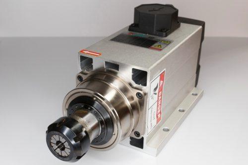 Фото 14 - Шпиндель GDZ120X103-4,5 с воздушным охлаждением 4.5 кВт,ER32.