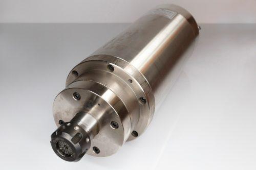 Фото 19 - Шпиндель GDZ-125-4,5 с водяным охлаждением 4,5 кВт (380V).