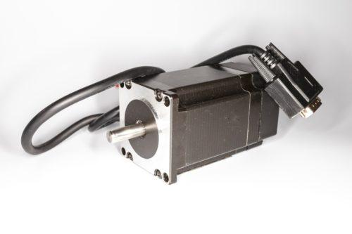 Фото 8 - Шаговый двигатель с энкодером 57HSE2.2N-D24.