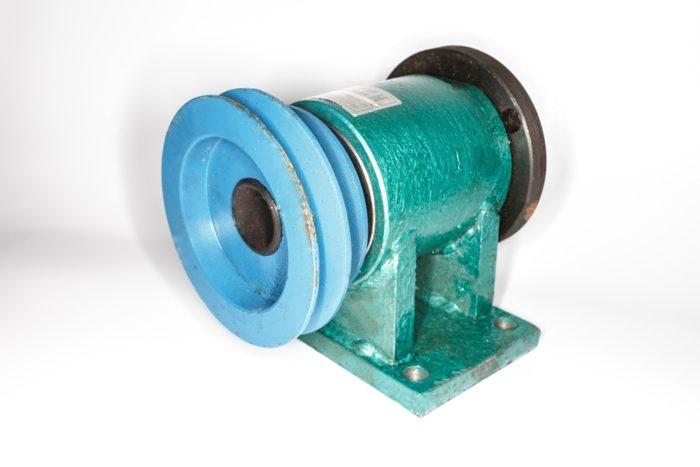 Фото 2 - Комплект токарного привода с прижимной бабкой 100мм.