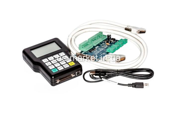 Фото 2 - DSP контроллер на 3 оси SQNC-0501HDDC.