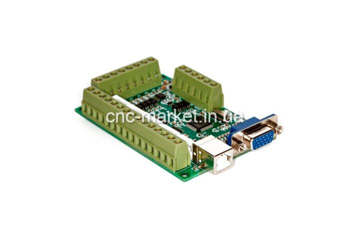 Фото 1 - Интерфейсная плата BL-USB MACH-V3.1 на 5 осей (200 КГц).