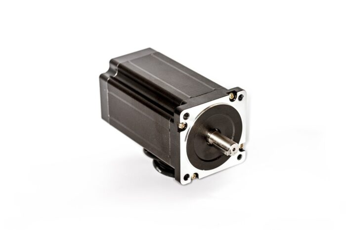 Фото 1 - Шаговый двигатель 86BYG250H 12Нм.