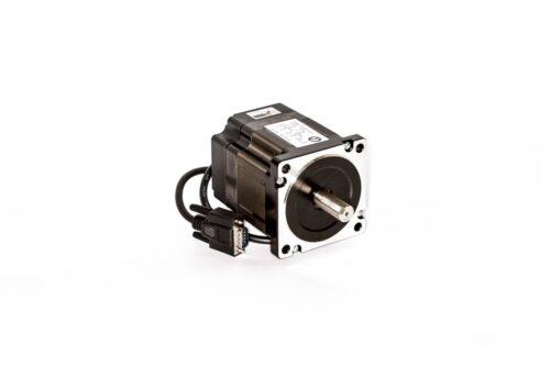 Фото 4 - Шаговый двигатель 86HSE4.5N-B32 с энкодером 4.5Нм.