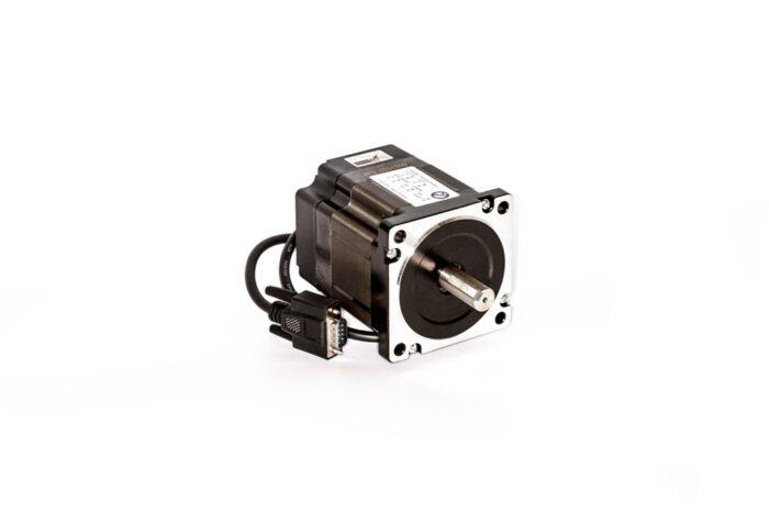 Фото 1 - Шаговый двигатель 86HSE4.5N-B32 с энкодером 4.5Нм.