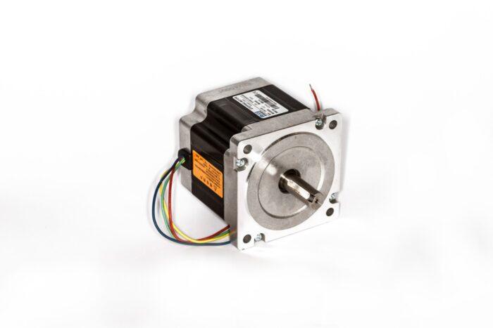 Фото 1 - Шаговый двигатель MIGE F86-H80 4.5Нм.