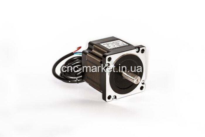Фото 2 - Шаговый двигатель 86BYG250B 4,5Нм.