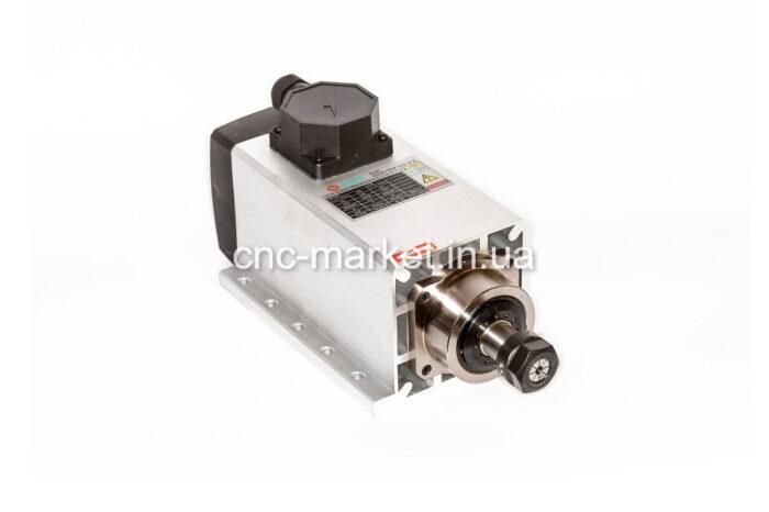 Фото 1 - Шпиндель GDZ 105x102 с воздушный охлаждением 3.5 кВт ER20 (380V).