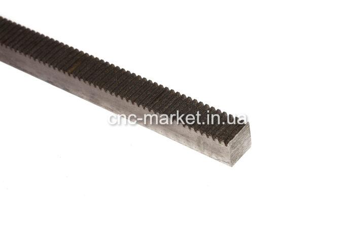 Фото 1 - Зубчатые рейки M1  (прямозубая).