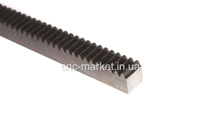 Фото 1 - Зубчатые рейки M2 (прямозубая).