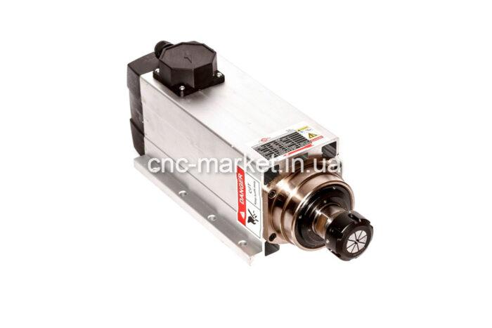 Фото 1 - Шпиндель GDZ120X103-4,5 с воздушным охлаждением 4.5 кВт,ER32 (380V).
