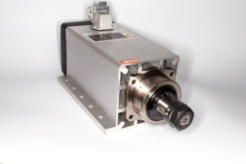 Фото 10 - Шпиндель GDZ 105x102-3 с воздушный охлаждением 3 кВт ER20.