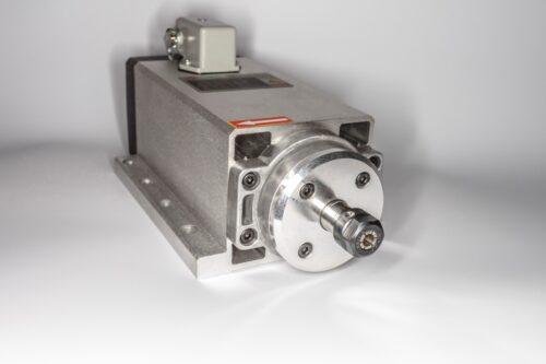 Фото 5 - Шпиндель GDZ 80x73-1.5 с воздушный охлаждением 1.5 кВт ER11.