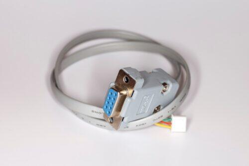 Фото 6 - Сигнальный кабель к гибридным шаговым двигателям (57 серия).