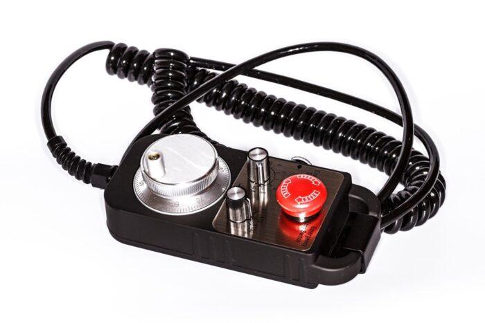 Фото 1 - Ручной генератор импульсов MPG100 ZSY1474-100B-5L DC5V.