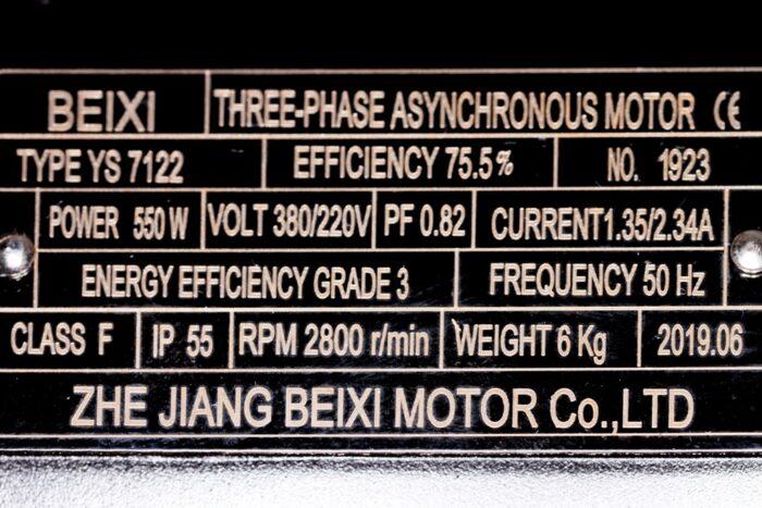 Фото 2 - Шпиндель ременной ER25 с мотором 550W.