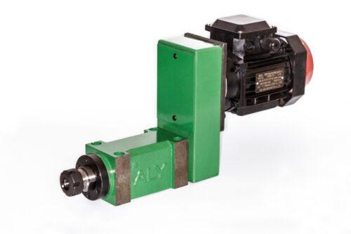 Фото 5 - Шпиндель ременной ER25 с мотором 550W.