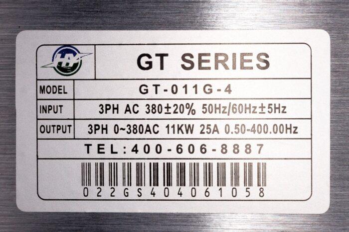 Фото 2 - Инвертор HY GT-011G-4 11 кВт (380V).