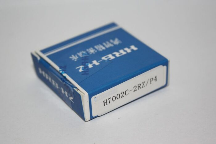 Фото 3 - Одиночный радиально упорный подшипник 7002 P4.