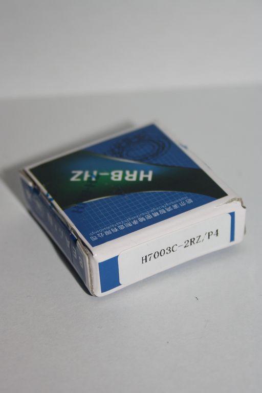 Фото 2 - Одиночный радиально упорный подшипник 7003 P4.