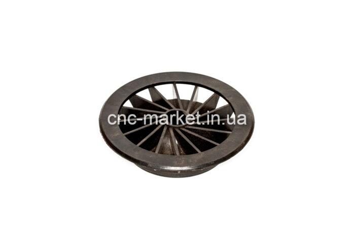 Фото 2 - Крыльчатка к шпинделю с воздушным охлаждением (85 мм).